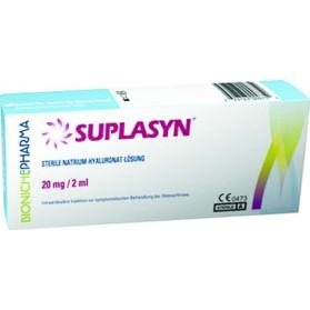Suplasyn Ενέσιμο Υαλουρονικό Οξύ 20mg/ 2ml