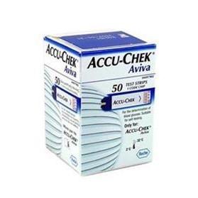 Ταινίες Accu-chek Aviva