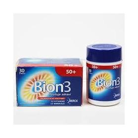 BION 3 50+ Συσκευασία 30 δισκίων
