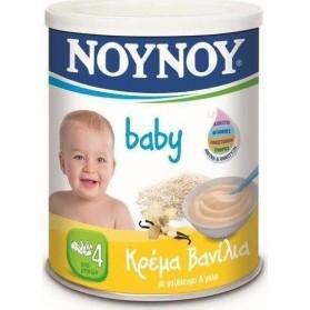 Nounou Vanilla Cream Rice 350gr