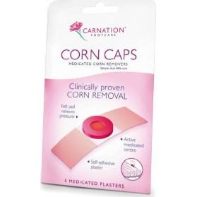 Carnation corn caps 5τμχ