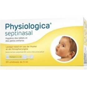 PHYSIOLOGICA SEPTINASAL 20x5ml