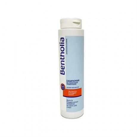 Bentholia SHAMPOO τριχόπτωση 300ml 1+1