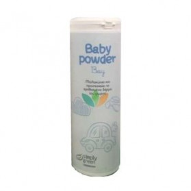 Baby Powder simple green 110gr boy