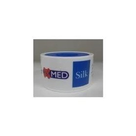X-med silk 5x2.5 Αυτοκόλλητη Επιδεσμική Ταινία Μετάξι