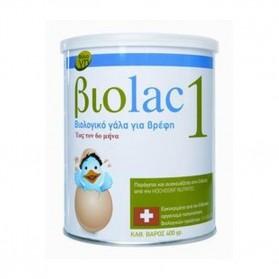 βιοlac 1 400gr biolac