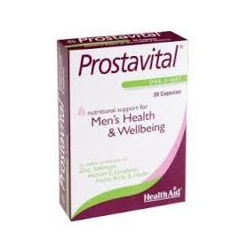 Health Aid Prostavital 30 κάψουλες