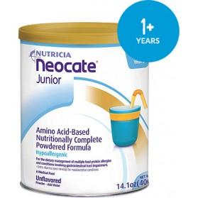 Nutricia Γάλα Neocate Junior Γεύση Βανίλια 400gr