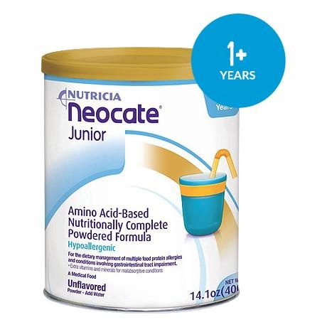 Nutricia Neocate Junior Vanilla 400gr - PharmacyCOSMOS
