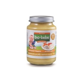 Bio-Bebe Organic Baby Food Chicken with Rice