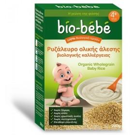 Bio-Bebe Ρυζάλευρο Ολικής Άλεσης 200gr Rice-Flour