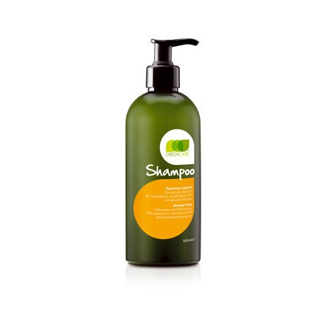 Green Care Shampoo Normal Hair 500ml