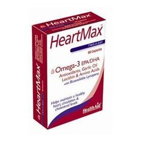 HEALTH AID - HEART MAX 60 κάψουλες