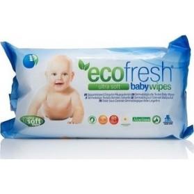 Asepta Μωρομάντηλα Eco Fresh 72τμχ