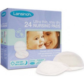 Lansinoh Breast Pads, 24pcs
