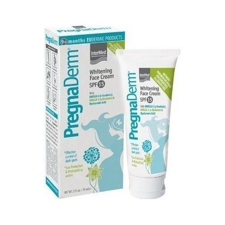Intermed Pregnaderm Whitening Face Cream SPF15 75ml