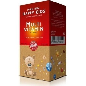 John Noa Happy Kids MultiVitamin 90 chewable tablets GUMMY BEARS SUP.