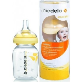 MEDELA CALMA FULL WITH BOTTLE