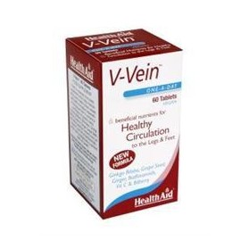 Health Aid V Vein 60 ταμπλέτες