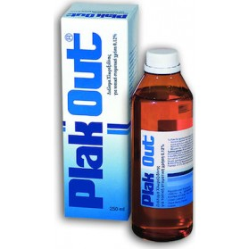 PlakOut Solution 0,12% 250ml
