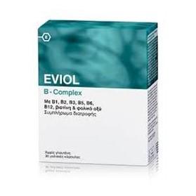 Eviol b-complex 60 Μαλακές Κάψουλες
