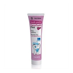 FREZYDERM SENSITEETH First toothpaste Οδοντόκρεμα 40ml