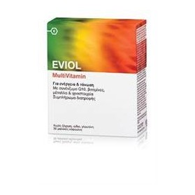 Eviol multivitamins 30 κάψουλες