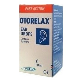 Otorelax ear drops