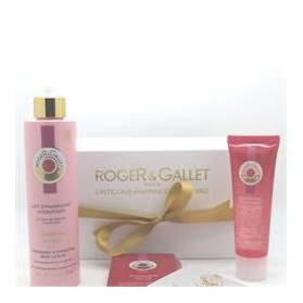 Roger & Gallet Red Ginger Body Milk 200ml & Δώρο Shower Gel 50ml & Parfum 1,2ml & Aura Mirabilis Lengendary Cream 2ml