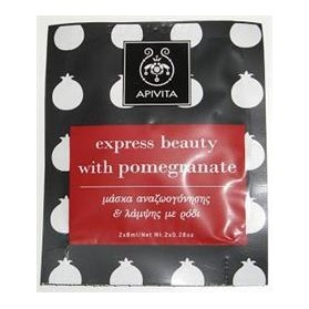 APIVITA EXPRESS MASK WITH POMEGRANATE
