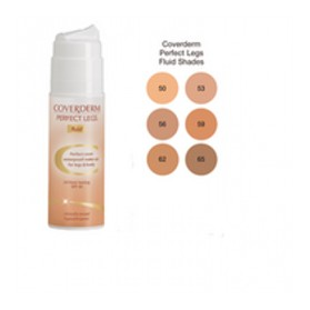 COVERDERM PERFECT LEGS fluid 62 75 ml