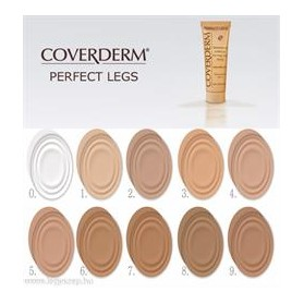 COVERDERM PERFECT LEGS 4 50 ml