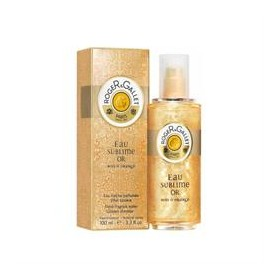 ROGER & GALLET BOIS D' ORANGE EAU SUBLIME OR 100ml