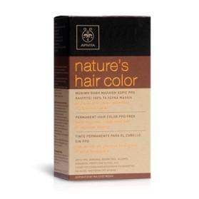 Apivita βαφή μαλλιών Nature's Hair Color 6.44