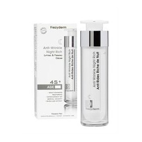 Frezyderm Anti-wrinkle Rich Night Cream 45+ 50ml