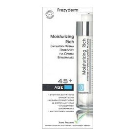 FREZYDERM MOISTURIZING RICH CREAM 45+ 50ml