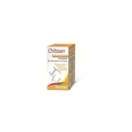 HEALTH AID CHITOSAN 90caps