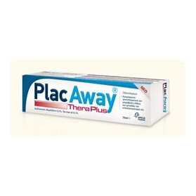PLAPLAC AWAY THERA PLUS ΟΔΟΝΤΟΚΡΕΜΑ 75ML