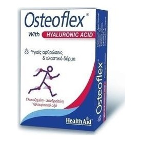 HEALTH AID OSTEOFLEX HYALURONIC 60 TABS