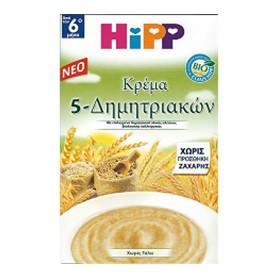 HIPP 5 CREAM CEREAL