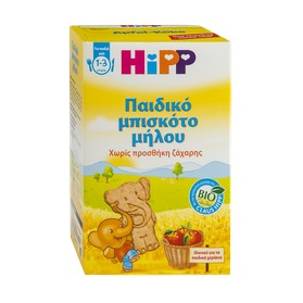 HIPP CHILD 2 APPLE BISCUITS & shrimp