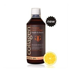 COLLAGEN Pro-Active 600ml - LEMON
