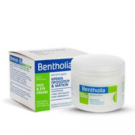 Bentholia Eye & Face Cream 500ml 1+1 Δώρο
