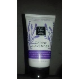 APIVITA CARING LAVENDER BODY CREAM 150ML