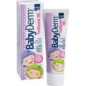 Babyderm Toothpaste Bubblegum