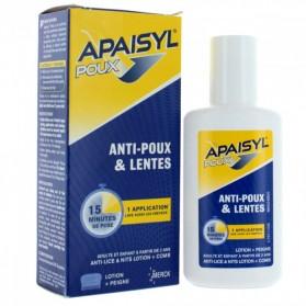 Poux Apaisyl 250ml (Ψείρες & Κόνιδα)