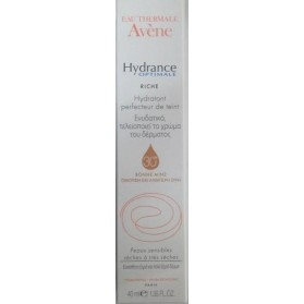 AVENE HYDRANCE OPTIMALE RICHE SPF30 PERFECTEUR DE TEINT 40ml